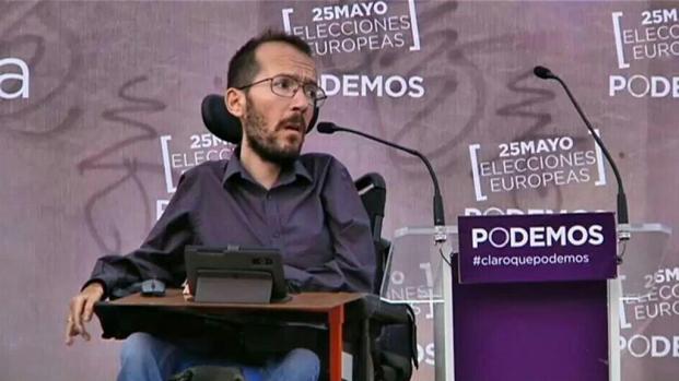 VIDEO: La justificación de Echenique avergüenza incluso a sus más cercanos