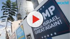 Donald Trump causes a Jerusalem uproar
