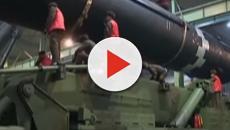 Passenger airliners report North Korean missiles
