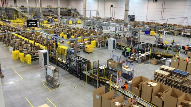Diffida per Amazon: inizia la guerra ai colossi del web?