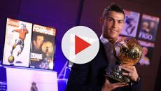 Cristiano Ronaldo remporté son 5ème Ballon d'Or
