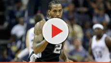 Kawhi  Leonard's much-awaited return to the court