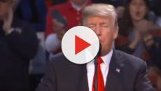 Donald Trump rants against the 'Resistance Movement' at Pensacola rally