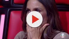 Vídeo: Ivete causa preocupação na Globo