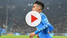 Ultime notizie Napoli calcio 10-12: Callejon giura amore eterno