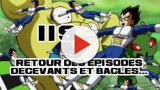 Dragon Ball Super 119 : L'univers 4 à la poubelle ! La TOEI diffuse de l'intox !