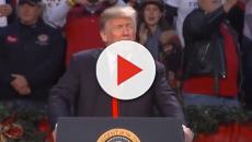 Trump furious over 'Fake News' rally photo by Washington Post