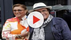 Romina Power ospite a 'Sabato Italiano': l'appello ad Albano