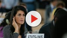 Trump's U.N. Ambassador Haley wants his  female accusers to be heard