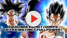 Titre Dragon Ball Super 123 : Gokû, Vegeta ou Jiren... Ultra Instinct à 100% ?!