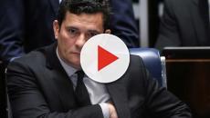 Sérgio Moro ignora Lula: 'Não falo com condenado'