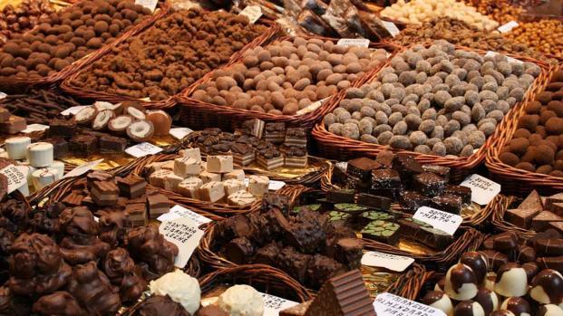 Sorrento, dal 15 al 17 dicembre è di scena la festa del cioccolato