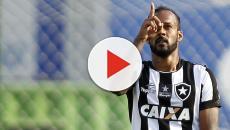 Internacional e Botafogo se irritam com atitude de Bruno Silva