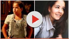 Vídeo: Ágata de 'Avenida Brasil' cresceu e está um mulherão