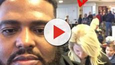 Assista: Rapper passa por situação de racismo em aeroporto dos EUA