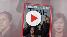 The faceless woman in Time's 2017 Cover photo