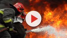 Homem vira 'tocha humana' ao tentar recuperar celular em incêndio