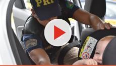 Assista: Carro com criança dentro é Roubado no Rio Grande do Sul