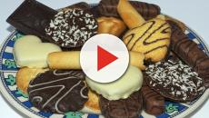 Christmas cookies for diabetics or those who want to watch their weight
