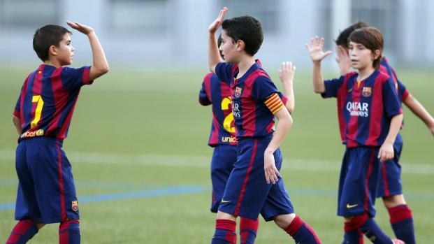 Real-Barça : L'avenir se joue chez les centres de formation