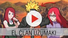¿Qué sucedió con el clan Uzumaki?