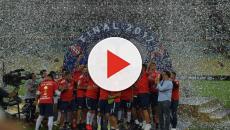 Vídeo: argentinos calam o Maracanã