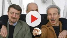 Aldo Baglio choc: girerà un film senza Giovanni e Giacomo