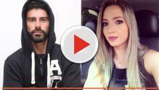 Video: namorada de ex de Viviane Araújo está grávida
