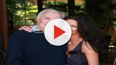 Kirk Douglas Rings In 101st Birthday With Son Michael And Family
