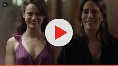 Vídeo: Rosário de Clara revela passado de Duda, que fica apavorada