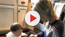'RHOC' Meghan King Edmonds reveals baby bump on Instagram