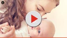 Vídeo: Nunca beije um recém nascido, diz mãe de bebê à beira da morte