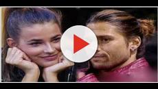 Video: Grande Fratello Vip: Luca Onestini sorprende Ivana, ecco l'atteso bacio