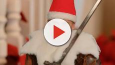 VIDEO: Juego de Tronos entra en nuestro hogar con una nueva tradición navideña
