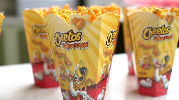 Cheetos Popcorn coming to Regal Cinemas