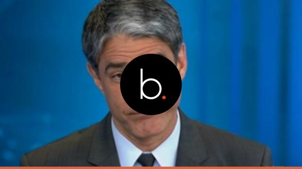 Treta! Affair de Bonner é xingado e ele rebate: Quem passa pelo ridículo é você