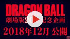 Para el año 2018 saldrá una nueva película de Dragon Ball