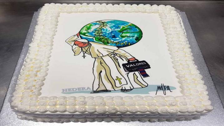 Tutto il mondo festeggia il compleanno del Pontefice che ricade il 17 dicembre