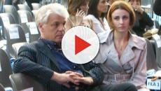 Dramma per Michele Placido, la Vincenti confessa: 'Il suo corpo è cambiato'