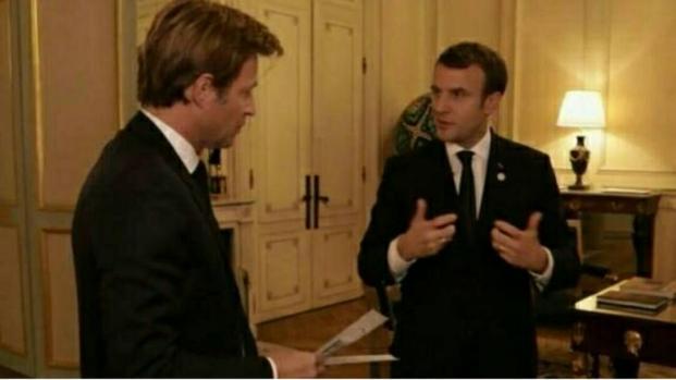 Quand Macron met en scène l'exercice du pouvoir présidentiel