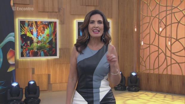 Fátima Bernardes aceita falar sobre perda de peso repentina e o que revela choca