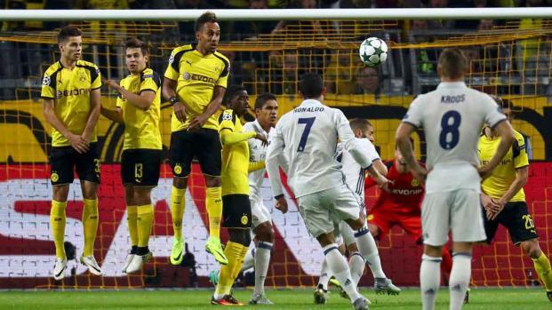 Dortmund pierde ante el Real Madrid y sale de la Champions League (VIDEO)