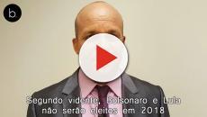 Segundo vidente, Bolsonaro e Lula não serão eleitos em 2018