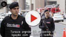 Turquia prende 38 suspeitos de ligação com o Estado Islâmico