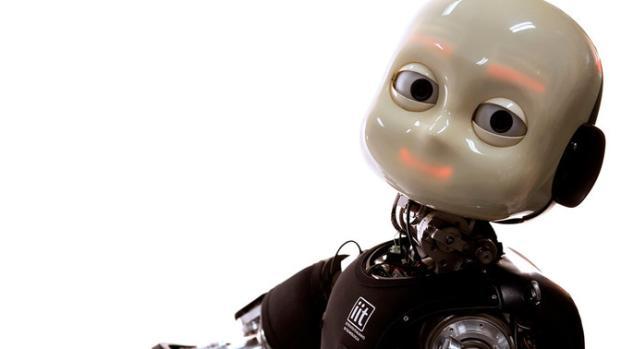 iCub, il robot bambino pronto a debuttare in società