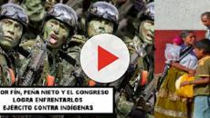 Muerte y corrupción detrás de la venta del 70% del territorio mexicano