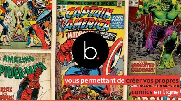 Marvel va lancer un site pour créer ses propres comics en ligne !