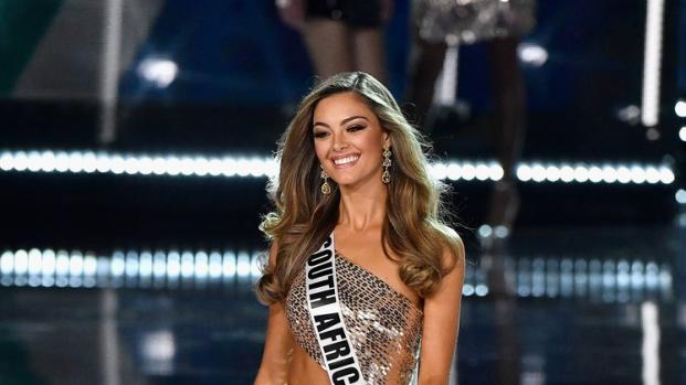 Miss Universe 2017 Demi-Leigh Nel-Peters to grace Golden Globes red carpet