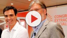 VIDEO: Pérez Tapias deja el PSOE: