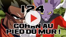 Dragon Ball Super 124 : La puissance de Jiren augmente! Dyspo, une vraie menace?